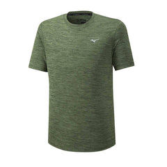 Mizuno Impulse Core Tee Mens | Khaki