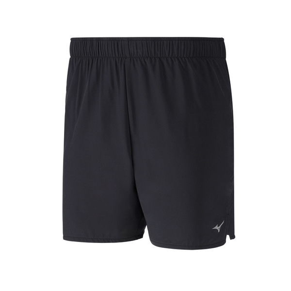 Mizuno Mens Alpha 5.5 Short | Black
