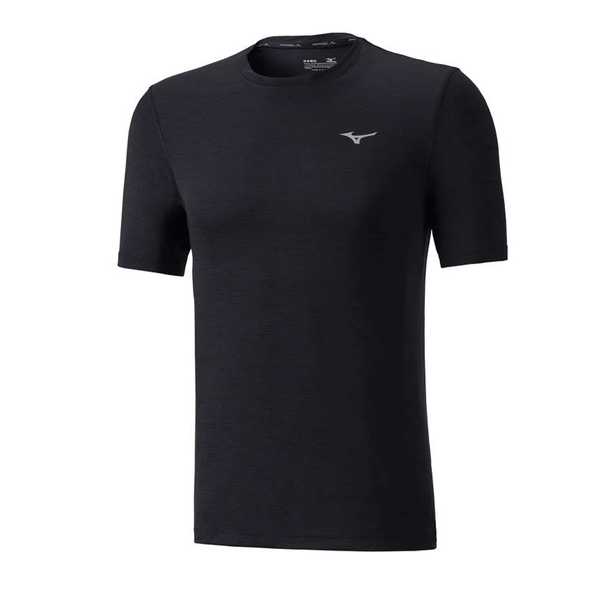 Mizuno Mens Impulse Core Tee | Black
