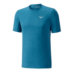 Mizuno Mens Impulse Core Tee | Astral Blue