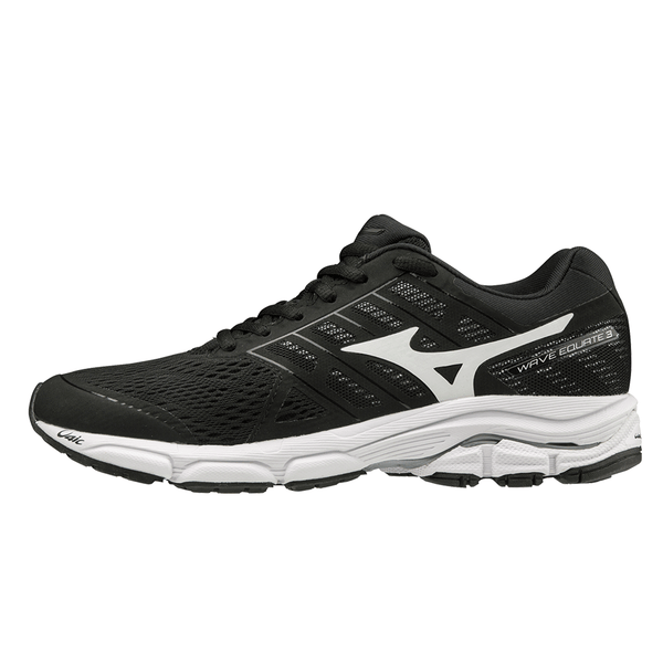 Mizuno Wave Equate 3 Womens | Black/White