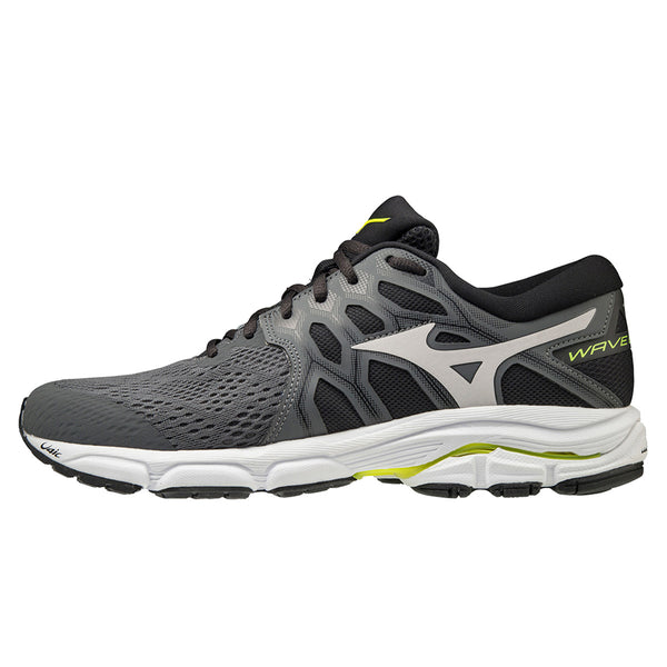 Mizuno Wave Equate 4 Mens | Castlerock/wsand/syellow