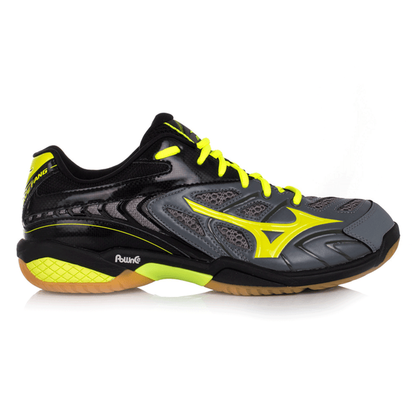 Mizuno Wave Fang SI Indoor Court Shoes | Grey