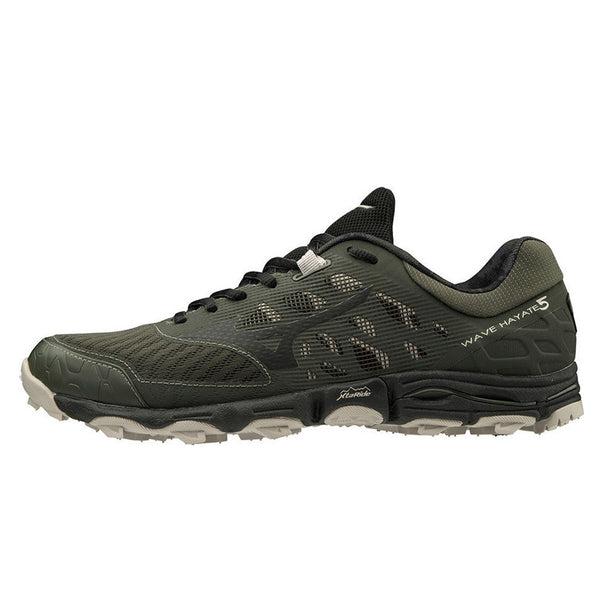 Mizuno Wave Hayate 5 Mens | Forestnight/Blk/Silvercl