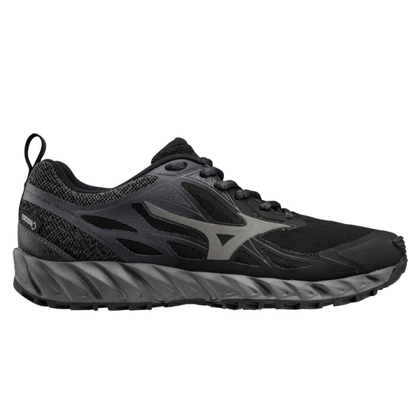 Mizuno Wave Ibuki GTX Womens | Black/MetallicShadow