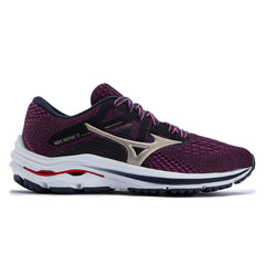Mizuno Wave Inspire 17 Womens | India ink/pgold/ignitionred
