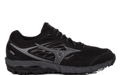 Mizuno Wave Kien 4 Gore-Tex Mens Trail Shoes | Black