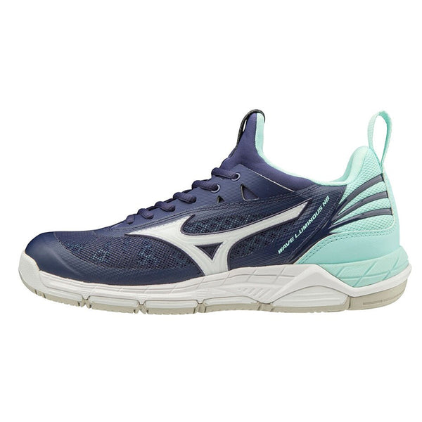 Mizuno Wave Luminous Nb Womens | Aaura/Wht/Blight