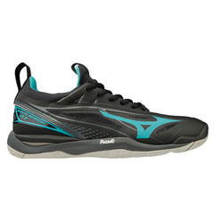 Mizuno Wave Mirage 2.1 Nb Womens | Blk/Bcaracao/Darkshadow