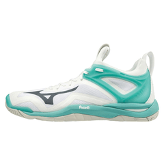 Mizuno Wave Mirage 3 Nb Womens | Wht/Blueberry/Blueturquo