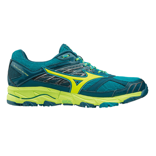 Mizuno Wave Mujin 4 Womens | Green