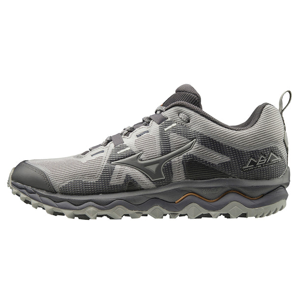 Mizuno Wave Mujin 6 Mens | Fgray/Pscope