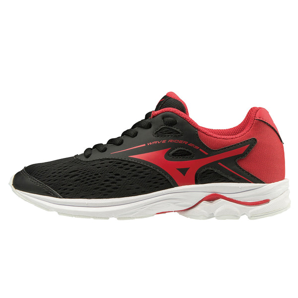 Mizuno Wave Rider 23 Junior | Blk/Cred