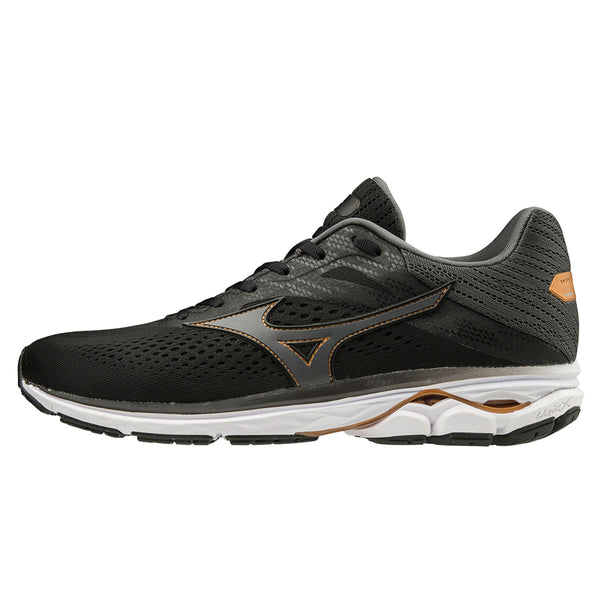 Mizuno Wave Rider 23 Mens | Blk/Dshadow