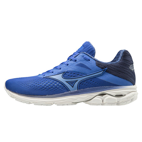 Mizuno Wave Rider 23 Womens | Dblue/Ultramarine/Medblu