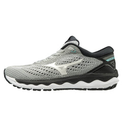 Mizuno Wave Sky 3 Womens | Glaciergray/Wht/Asplash