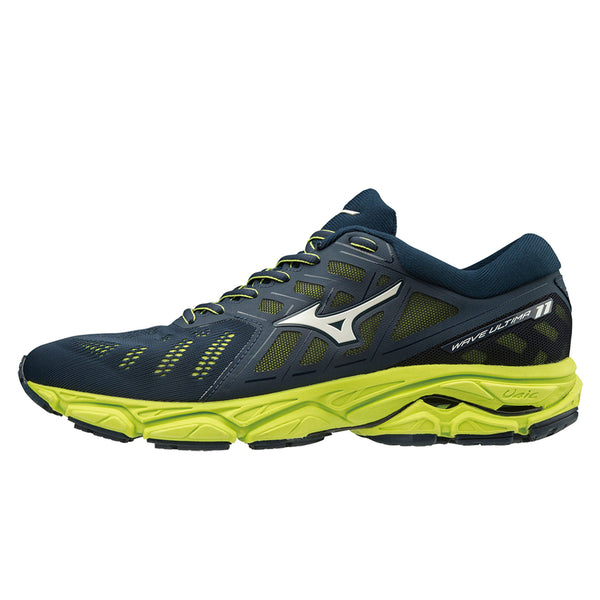 Mizuno Wave Ultima 11 Mens | Dblues/Vaporblue/Byellow