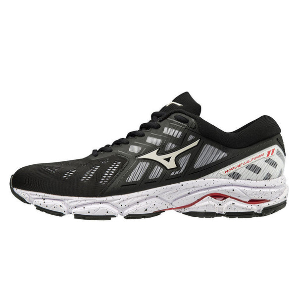 Mizuno Wave Ultima 11 Mens | White/Black