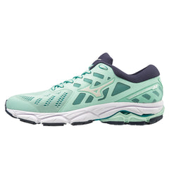 Mizuno Wave Ultima 11 Womens | Bgreen/Wht/Peacoat