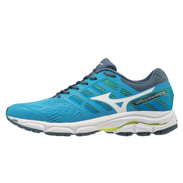 Mizuno Wave Equate 3 Mens | Mblue/White/Bluewingteal