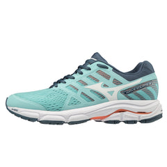 Mizuno Wave Equate 3 Womens | Bcuracao/White/Bwingteal