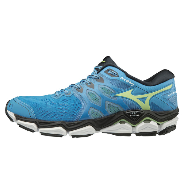 Mizuno Wave Horizon 3 Mens | Ablue/Sharpgreen/Black