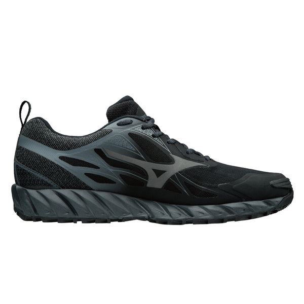 Mizuno Wave Ibuki GTX Mens | Black/DarkShadow