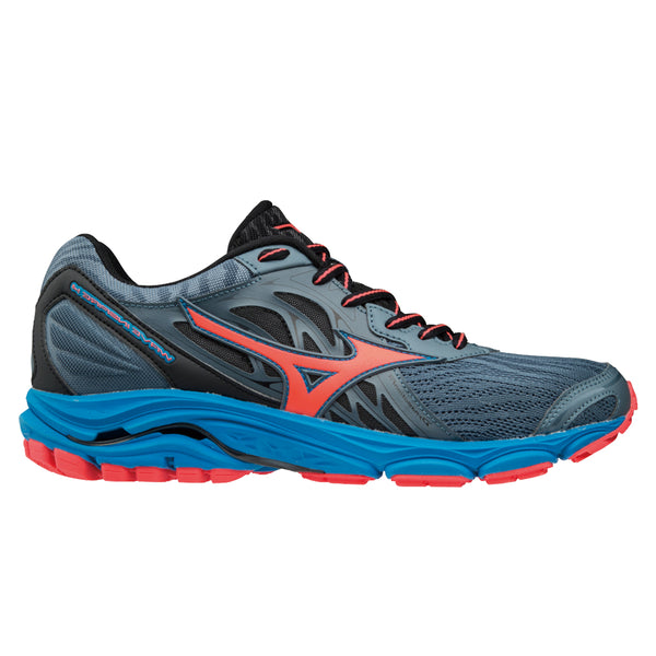 Mizuno Wave Inspire 14 Womens | Bluem/Fcoral/Dblue