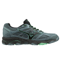 Mizuno Wave Mujin 5 Womens | Quarry/Back/Sbouquet