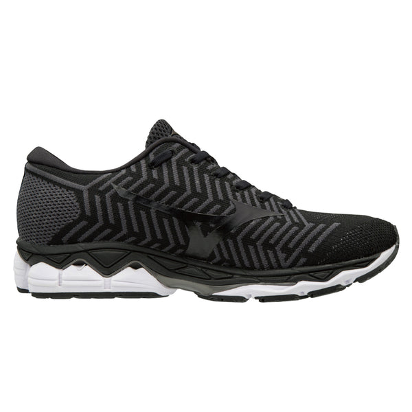 Mizuno Wave Sky WK Womens | Black/Darkshadow