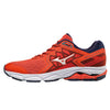 Mizuno Wave Ultima 10 Mens | Ctomato/Whi/Eblue