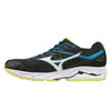 Mizuno Wave Ultima 9 Mens | Black/White/Blue