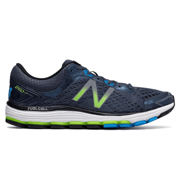 New Balance 1260v7 (M1260BB7) Mens Running Shoes | Black