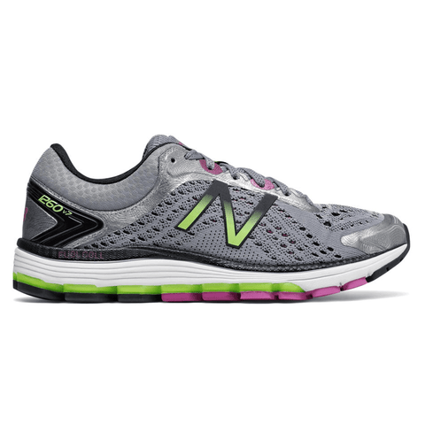 New Balance 1260v7 (W1260GP7) Womens Running Shoes | Grey