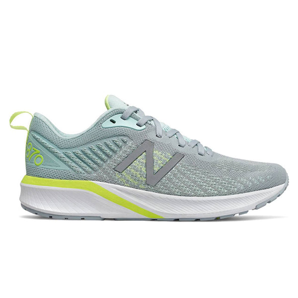 New Balance 870 Sb5 Womens | Grey/blue