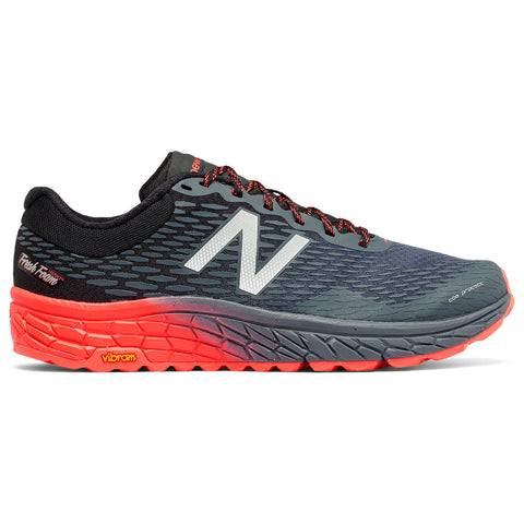 New Balance Mens Fresh Foam Hierro | Orange/Black