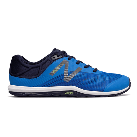 New Balance Minimus 20v6 (MX20SL6) Mens Fitness Shoes | Blue