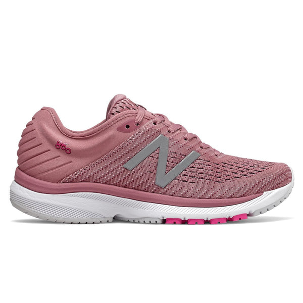 New Balance 860 v10 Womens | Wide | Pink