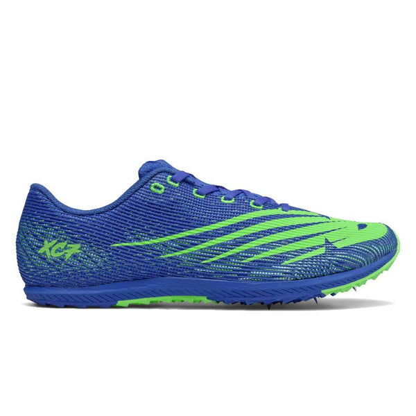 New Balance XC Seven V3 Mens | Cobalt Blue/lime
