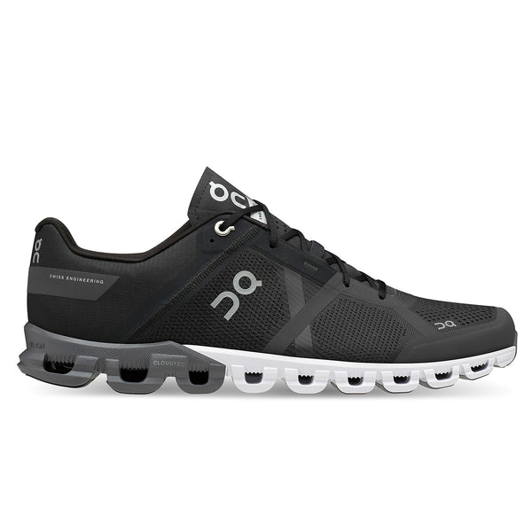 ON CloudFlow 2 Mens | Black/Asphalt