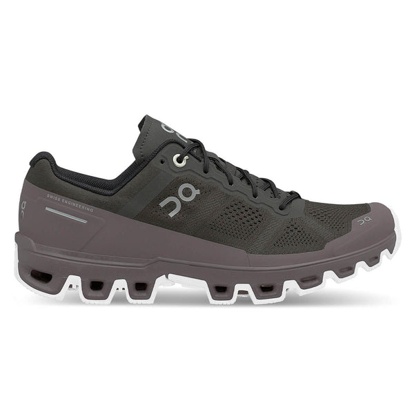ON Cloudventure Womens | Shadow/Grape
