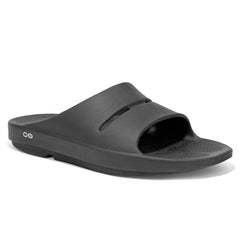 OOFOS OOahh Recovery Slide | Black