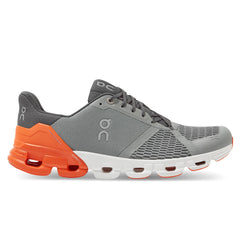 On Cloudflyer Mens | Grey/orange