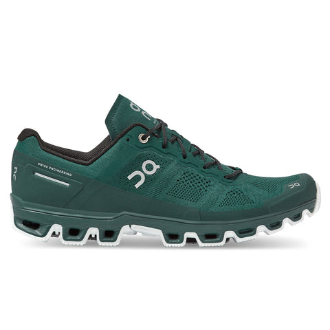 On Cloudventure Mens | Evergreen/white