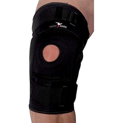 Precision Training Neoprene Hinged Knee Support