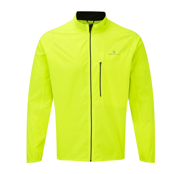 Ronhill Mens Everyday Jacket | Fluo Yellow
