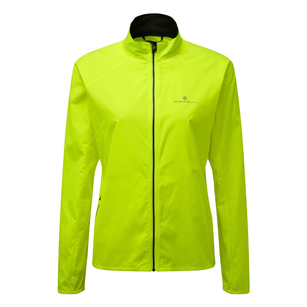 Ronhill Womens Core Jacket | Fluo Yellow