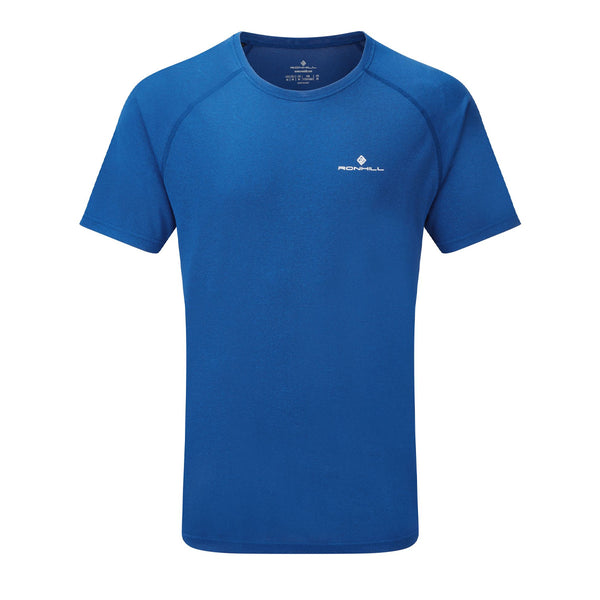 Ronhill Core S/S Tee Mens | Azurite Marl