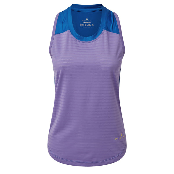 Ronhill Life Agile Vest Womens | Lilac/azurite