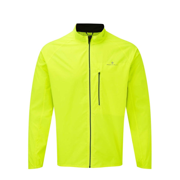 Ronhill Mens Core Jacket | Fluo Yellow
